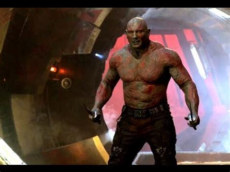 Guardians of the Galaxy Featurette - Meet Drax (2014) Dave