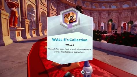 Disney Infinity Wall-E's Collection Power Disc Preview